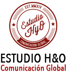 Estudio H&O Comunicación Global Logo
